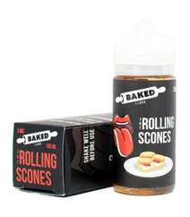 Baked E-Liquid - The Rolling Scones
