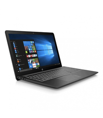 HP Pavilion Power 15-cb008ur/ CORE I7-7700HQ QUAD / RAM 8GB DDR4 1DM / HDD 1TB 7200RPM / NVIDIA GEFORCE GTX 1050 4GB / 15.6 FHD ANTIGLARE SLIM IPS / LOC FREEDOS 2.0 1.0 RUSS / MISC NO ODD NON-WIN / SHADOWBLACK W/ WHITE PATTERN