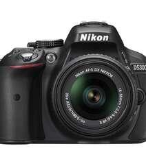 Nikon D5300 Kit 18-55 VR II (черный)