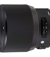 Sigma 85mm f1.4 ART for Canon