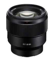 Sony FE 85mm f/1.8 e