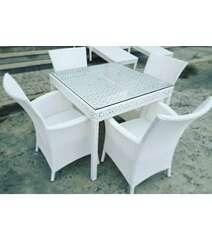 4nəfərlik stol-stil dəsti