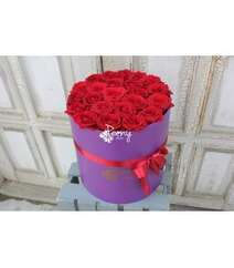 23 RED NAOMİ LARGE BOX