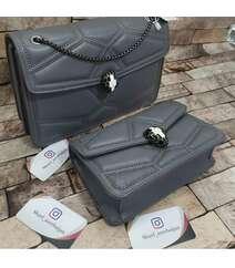 Bvlgari çanta boz
