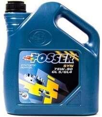 Fosser Syn 75W90 GL-4 / GL-5 4L