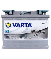 VARTA 60 AH R+ D52 AGM START STOP