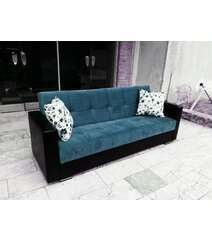 Mavi rəng divan
