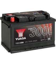 YUASA 75 Ah R+ 1009545