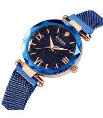 Curren mavi rəng qol saatı