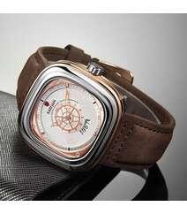 Kvadrat formalı qol saatı