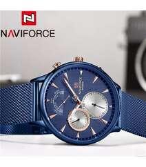 Orginal Naviforce kişi saatı