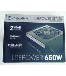 Qida bloku: Thermaltake 650wat