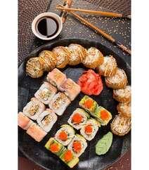 Sushi-naomi set