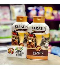 Шампунь KERATIN+ Beauty