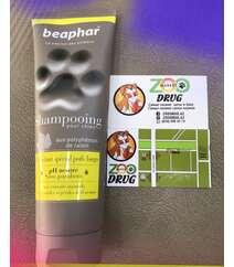Beaphar Shampooing Demelant special poils longs супер премиум шампунь 2 в 1 от колтунов для собак
