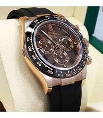 Rolex brendli qol saatı