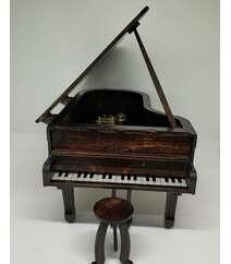 3d piano music box