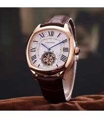 Cartier brendli qol saatı