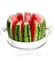 Qarpızın, yemişin, ananasın, meyvələrin və tortların kəsməsi üçün bıçaq - Perfect Slicer.