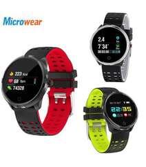 Sukeçirməz Microwear X7 idman smart saatı