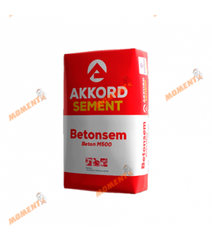 Akkord sement BETONSEM M 500