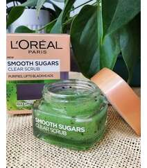 L'OREAL PARIS Smooth Sugars Clearing Sugar Scrub