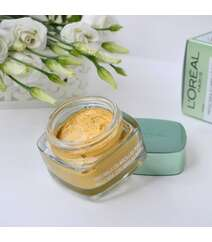 L'Oreal Paris 3 Pure Clays and Yuzu Lemon Bright Mask