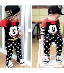 Mickey Mouse dəsti