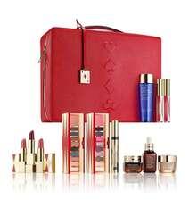 Makiyaj çantası ilə birlikdə makiyaj seti