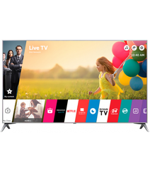 "TELEVİZOR LG 55"" TV 55 UJ 750V LED, 4K UHD, SMART TV, Wİ-Fİ"