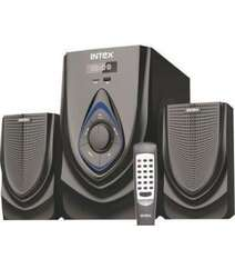 INTEX 2.1 PORTABLE BLUETOOTH HOME AUDİO SPEAKER (IT-2615 SUF BT)