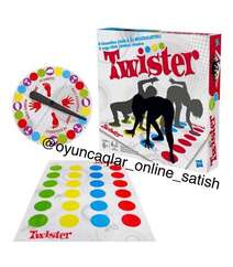 Twister oyunu