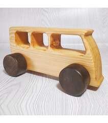 Taxtadan hazırlanmış avtomobil suveniri