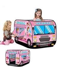 Uşaq çadırı avtobus