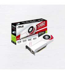 ASUS GEFORCE® GTX 970 (TURBO-GTX970-OC-4GD5) (4 GB | 256 Bit)