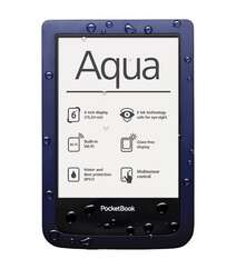 POCKETBOOK E-READER POCKETBOOK 640 DARK BLUE (PB640-B-CIS)