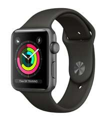 APPLE S3 42MM BLACK SPORT