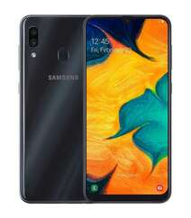 Samsung Galaxy A30 DS (SM-A305) 32GB Black