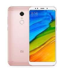 Xiaomi Redmi 5 Plus Dual 3Gb/32Gb Pink (Global) (ASG)