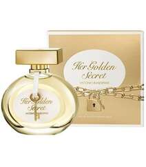 ANTONIO BANDERAS HER GOLDEN SECRET EDT L 50ML