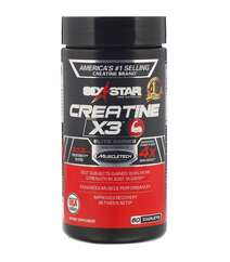 MuscleTech Six Star Creatine X3 (60 caps)