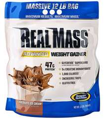 Gaspari Real Mass Gainer (5.45 kg)