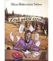 Mirzə Əbdürrəhim Talıbov – Kitab yüklü eşşək
