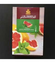 ALFAKHER 50 GR BLOK - GRAPEFRUIT (SINDI) WITH MINT