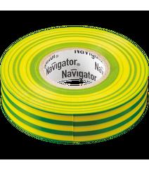 İzolent 10mt sarı-yaşıl Navigator 71234