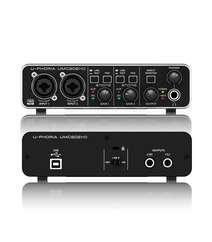 Audio Interfeys Behringer UMC 202HD