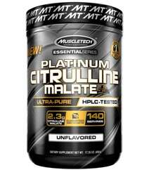 MuscleTech Platinum Citrulline Malate + (492 gr)