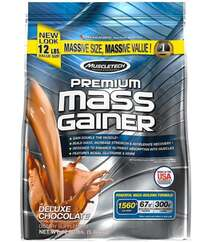 MuscleTech Premium Mass Gainer (5.44 kg)