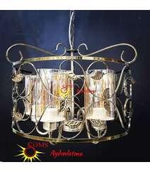 Dekorativ 3 lampa