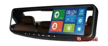 BlackBox SM1000 Car DVR (3G /DVR/ Wi-Fi/ GPS/ G-Sensor/ Android/ FM Transmitter)